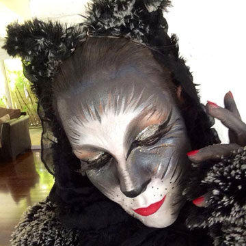 """Grizabella"" from Cats"